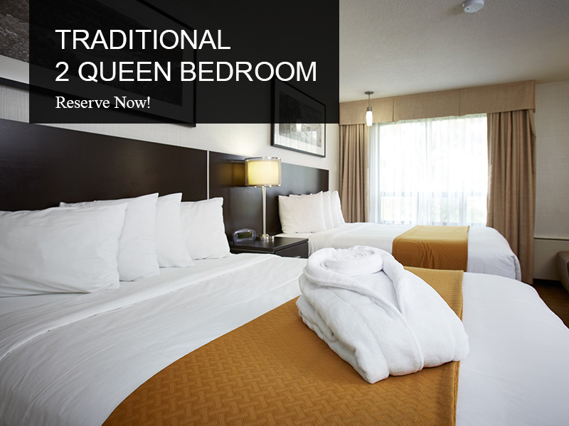 2 Queen Beds Room - Room Type-