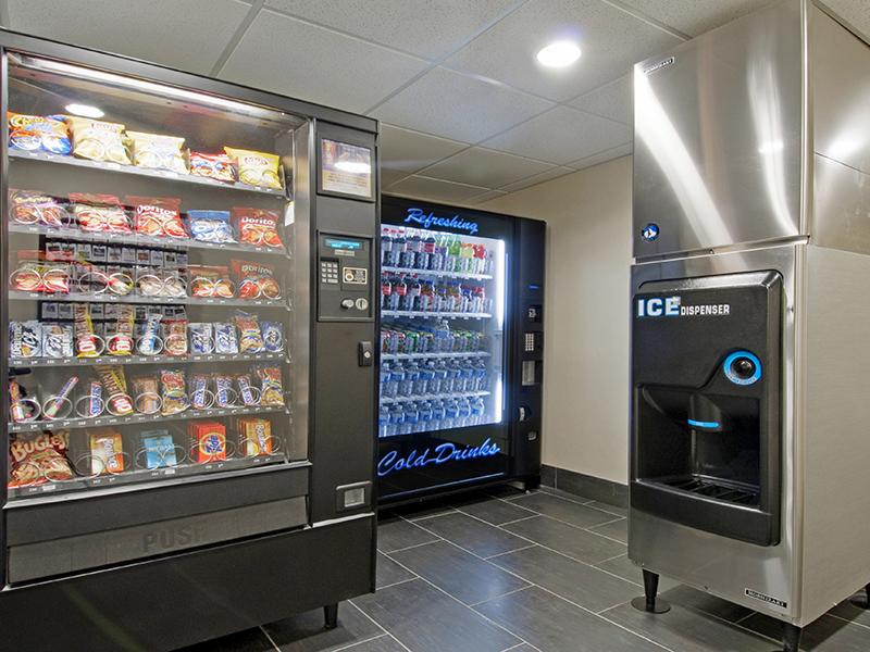 Vending Machine Area
