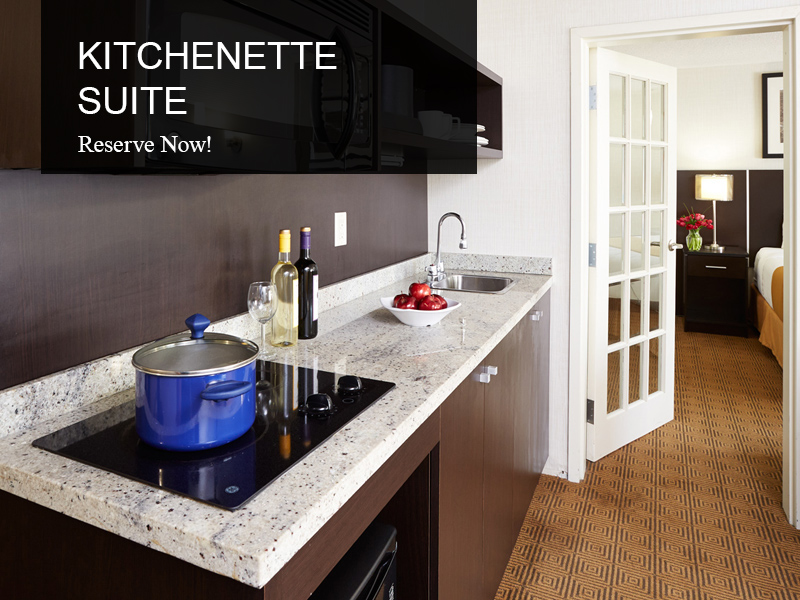 kitchenette suite - Room Type